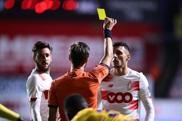 Jupiler Pro League - Le Standard est toujours maudit à Saint-Trond: défaite 2-0