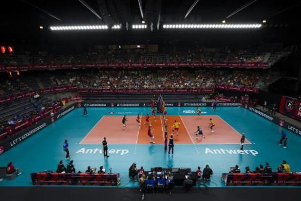Euro de volley (m) - Poule B: 3e victoire pour la Serbie, 1er succès pour l'Allemagne