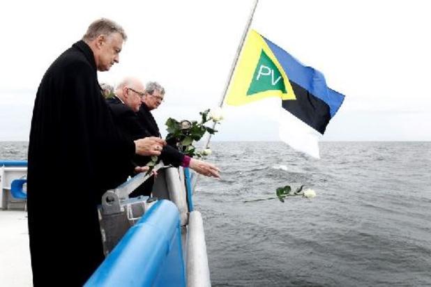 Naufrage de l'Estonia: Suède et Estonie commencent l'inspection de l'épave