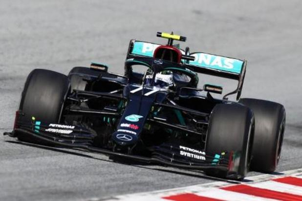 Valtteri Bottas (Mercedes) remporte le premier Grand Prix de la saison en Autriche