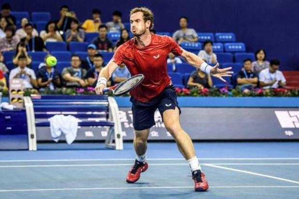 À Pékin, Murray enchaîne deux victoires pour la première fois de la saison