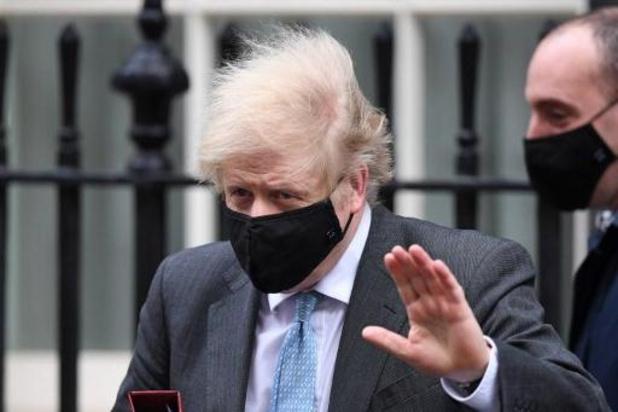 Boris Johnson stelt exitplan voor: tegen eind juni geen maatregelen meer in Engeland