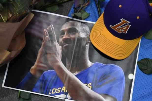 Kobe Bryant overleden - San Siro brengt hulde aan Kobe Bryant