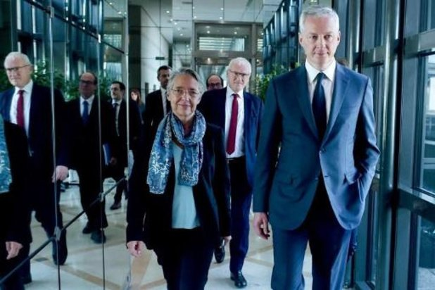 Franse regering eist actieplan voor tekortkomingen nieuwe kernreactor in Flamanville