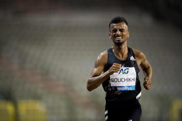 Soufiane Bouchikhi schiet tekort voor olympische kwalificatie