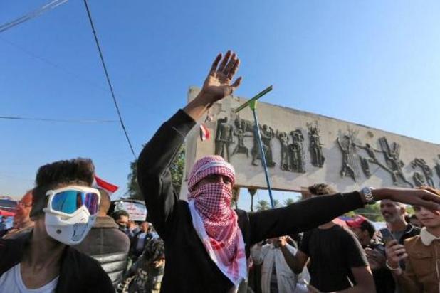Quatre manifestants tués à Bagdad lors d'affrontements avec les forces de l'ordre