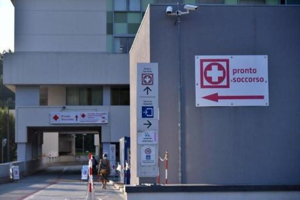 Remco Evenepoel rentrera en Belgique en position couchée, si possible dans les 24 heures