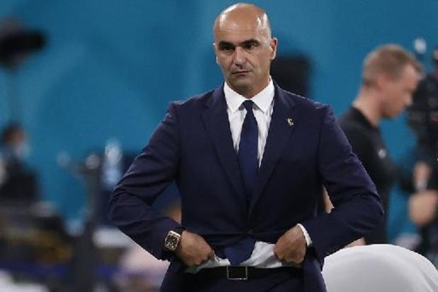 """Euro 2020 - """"La chaleur nous a empêché de jouer à un haut tempo"""""""