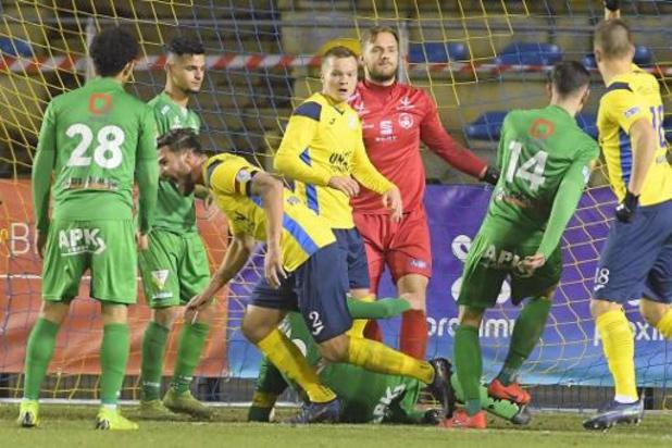 Proximus League - L'Union arrache le partage (2-2) en fin de rencontre face à Lommel