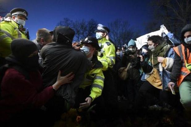 La police londonienne défend son approche de la veillée en hommage à Sarah Everard