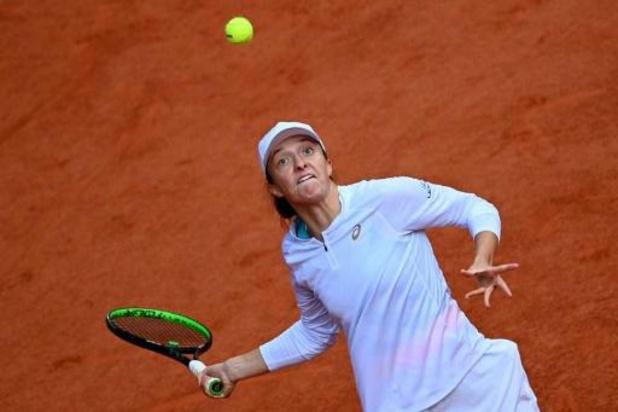 Iga Swiatek dans l'histoire du sport polonais en remportant Roland-Garros