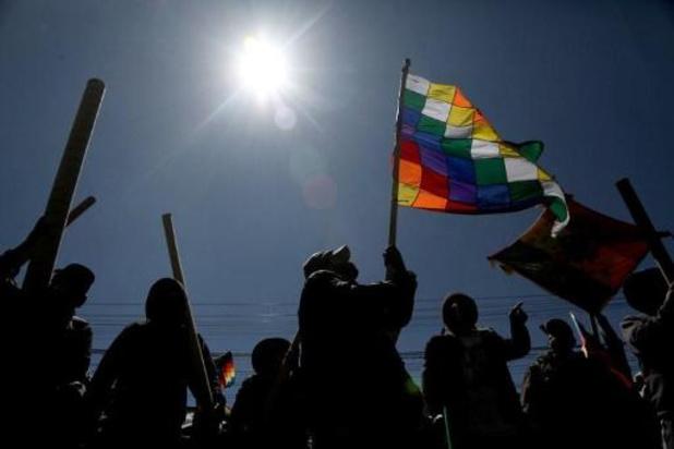 Bolivie: la présidente par intérim renonce à être candidate aux élections d'octobre