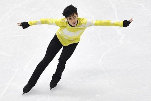 Skate America - Wereldkampioen Nathan Chen boekt nieuwe zege