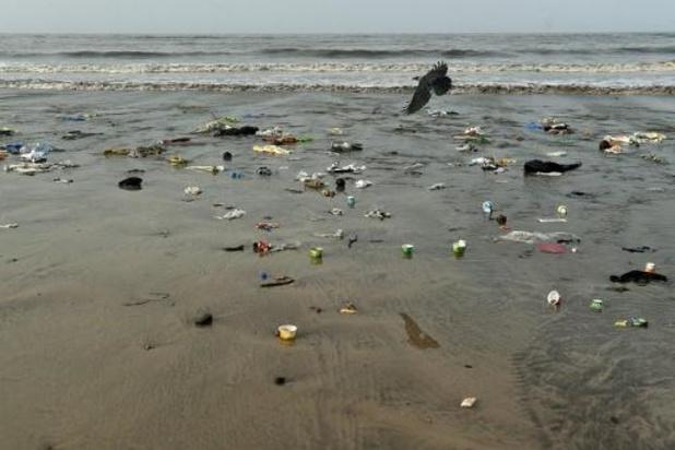 Le plastique ne présente aucune trace de détérioration après 20 ans en mer