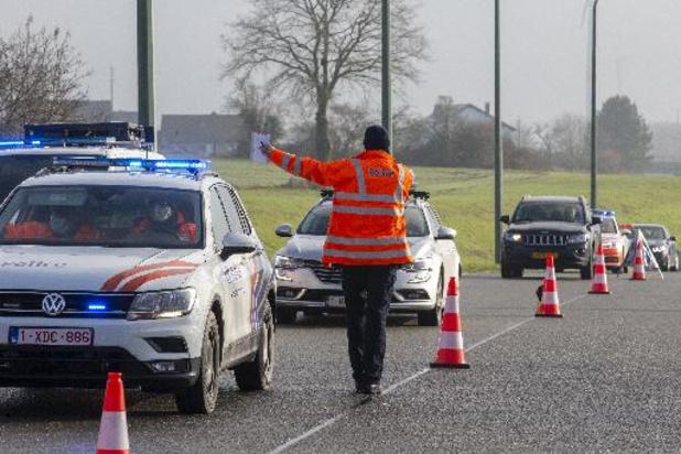 Sécurité routière: malgré les amendes et contrôles, le Belge garde le pied lourd