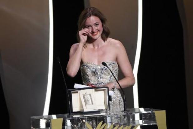 Festival de Cannes 2021 - La Norvégienne Renate Reinsve remporte le prix d'interprétation féminine