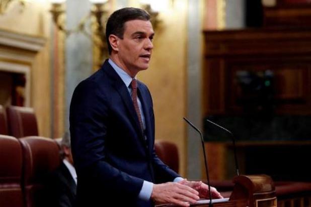 Dodentol Spanje stijgt weer sneller, regering maakt afspraken over verlenging noodtoestand