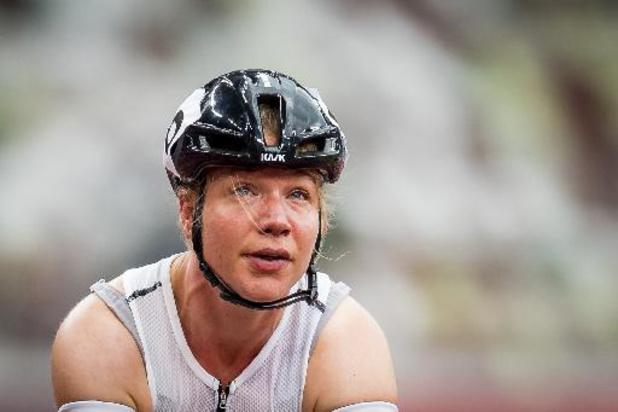 """Paralympische Spelen - Joyce Lefevre komt zichzelf tegen op 800 meter: """"Heel gemengde gevoelens"""""""