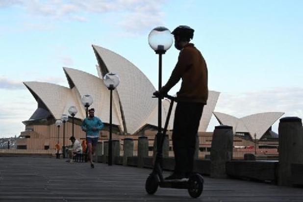 Londres va fournir des vaccins à l'Australie qui déplore un record de décès à Sydney