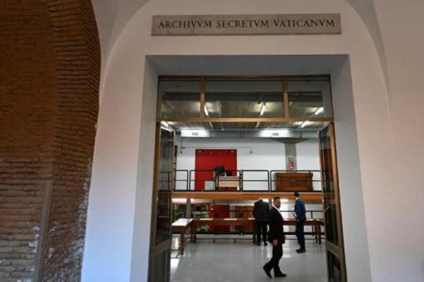 L'ensemble des archives du pontificat de Pie XII désormais accessibles aux chercheurs