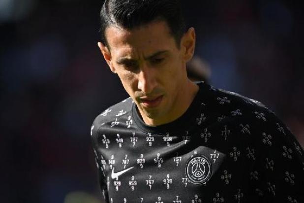 Cambriolage chez le footballeur Di Maria: trois suspects en garde à vue
