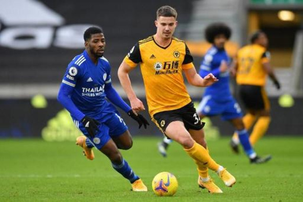 Match nul entre Wolverhampton et Leicester