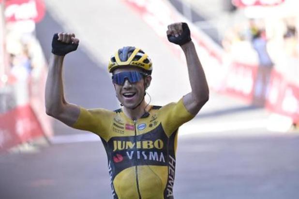 """Strade Bianche - Van Aert was """"met vertrouwen gestart"""""""
