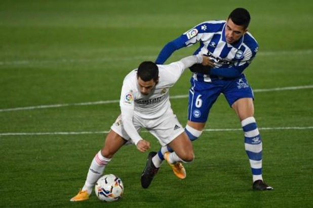 Les Belges à l'étranger - Eden Hazard a repris les entraînements collectifs avec le Real Madrid