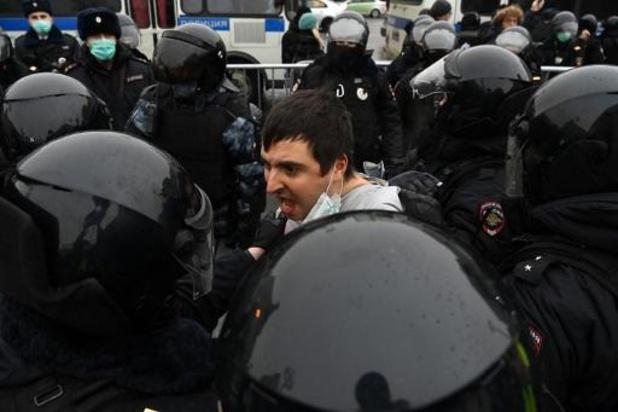 Russie: multiplication des arrestations lors de manifestations pour Navalny