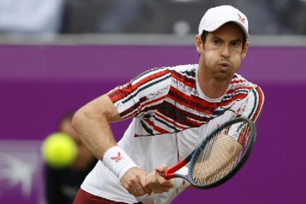 Andy Murray défendra son titre olympique à Tokyo