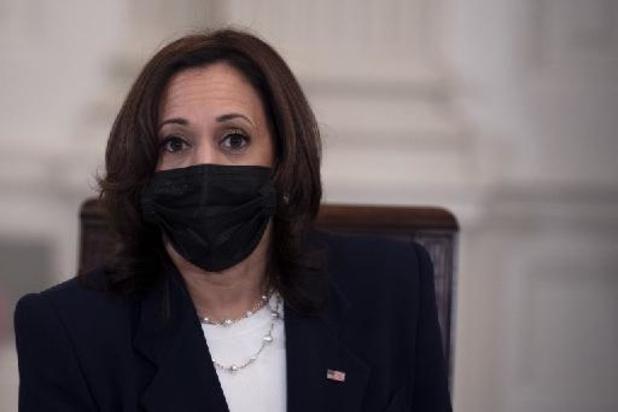 Joe Biden charge Kamala Harris du dossier sensible des migrants