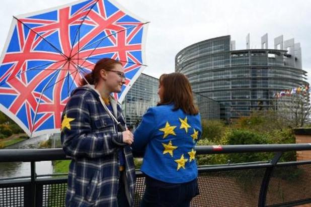 Le Parlement européen ne devrait pas se prononcer sur l'accord du Brexit cette semaine à Strasbourg