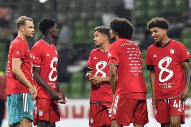 Bundesliga - Le Bayern Munich en bref