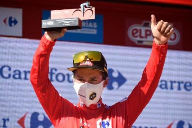 Tour d'Espagne - Primoz Roglic remporte son troisième Tour d'Espagne