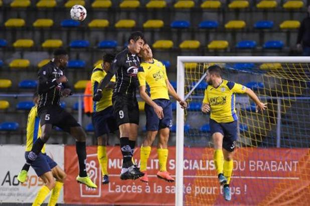 Proximus League - L'Union Saint-Gilloise tenu en échec par la lanterne rouge Lokeren