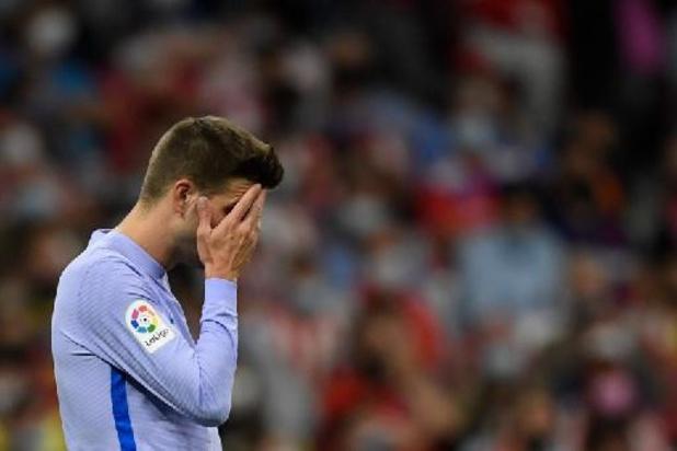 Les Belges à l'étranger - L'Atlético de Carrasco enfonce encore un peu plus le Barça