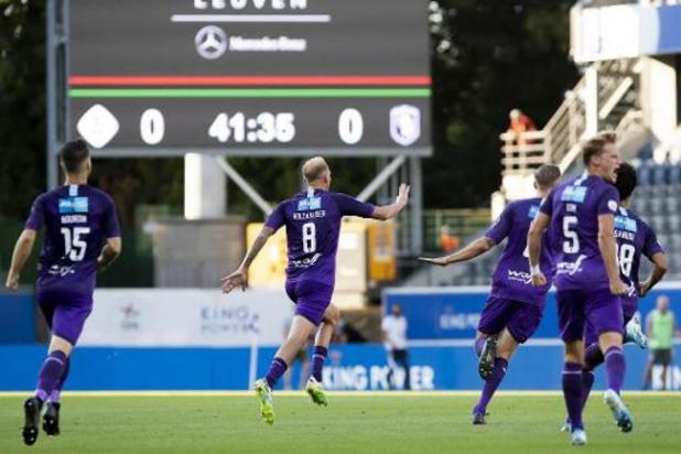 Proximus League - Beerschot kroont zich tot kampioen dankzij ruime winst in Leuven