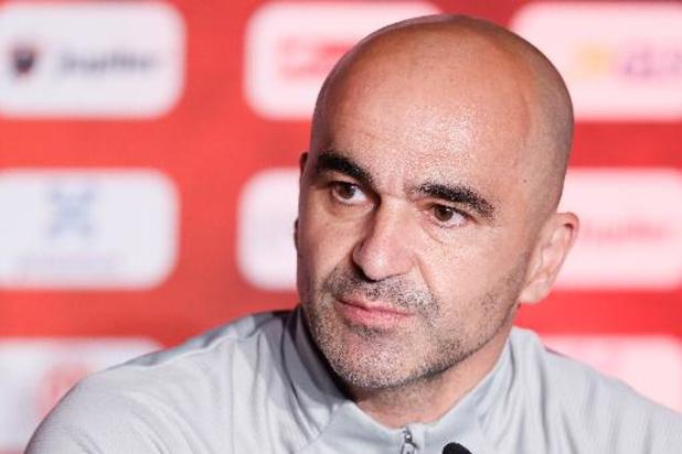 Roberto Martinez vindt dat Duivels geduldig moeten zijn tegen Portugal