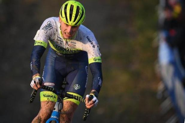 Trophée AP Assurances - L'équipe Tormans Cyclo Cross Team présentée en marge du GP Sven Nys