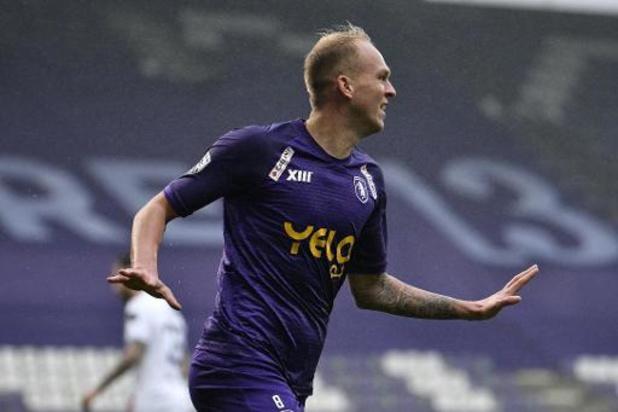 Jupiler Pro League: Beerschot verlengt contract van sterkhouder Raphael Holzhauser