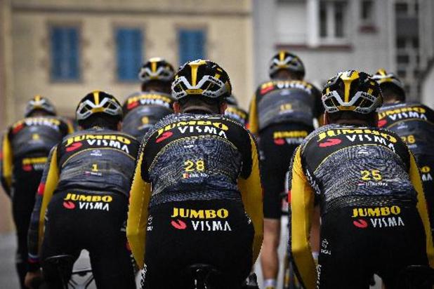 Le fils de Peter Van Petegem, Axandre, rejoint l'équipe de développement de Jumbo-Visma