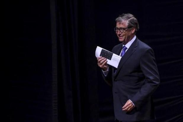 Bill Gates doneert kwart miljard voor strijd tegen coronavirus