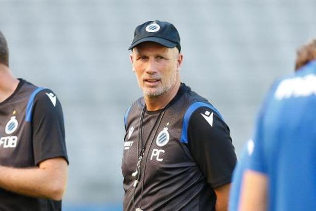 Croky Cup - Bruges avec son équipe type, Lamkel Zé titulaire à l'Antwerp