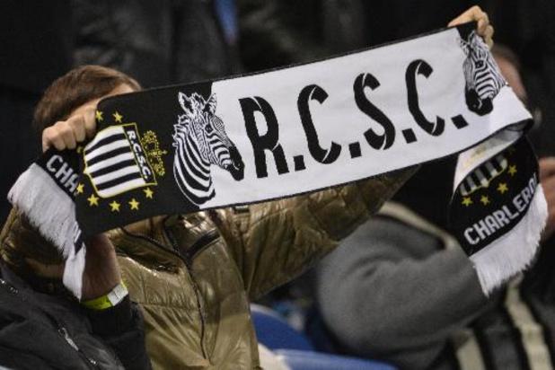 Un défenseur nigérian au Sporting de Charleroi