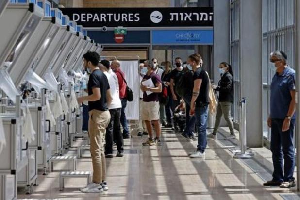 Gevaccineerde reizigers mogen mogelijk vanaf juli Israël weer binnen