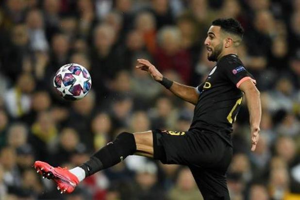 Premier League - Riyad Mahrez was het slachtoffer van overval, schade liep op tot half miljoen euro