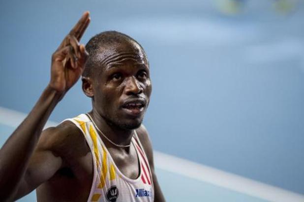 Championnats d'Europe d'athlétisme en salle - Les Tornados défendent leur titre dimanche, Kimeli peut rêver d'une médaille