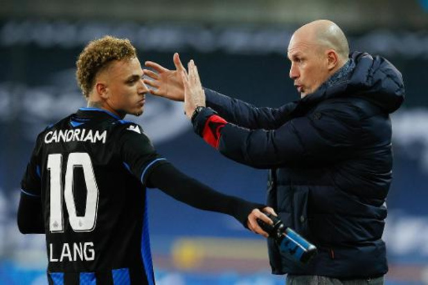 Champions League - Club Brugge gaat in Rome voor plaats bij zestien beste teams van Europa
