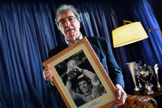 Les champions du monde de 1982 souhaitent bonne chance à l'Italie avant la finale