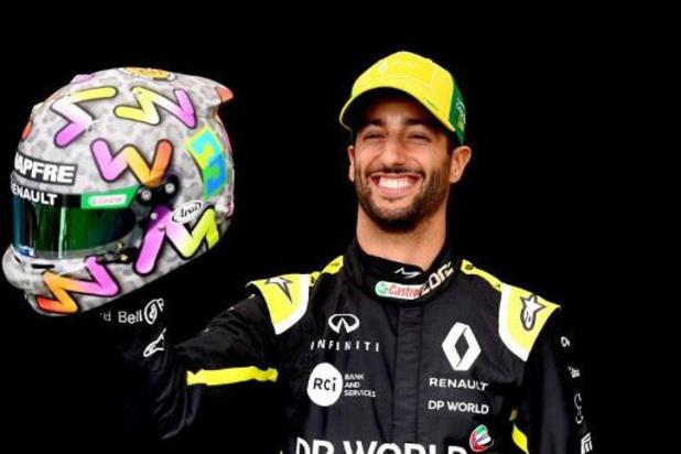 """Daniel Ricciardo (Renault) prévoit un """"chaos contrôlé"""" pour la reprise de la Formule 1"""